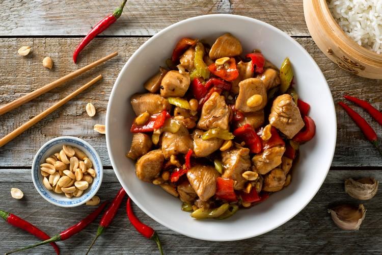 poulet-sauce-chinoise-recette