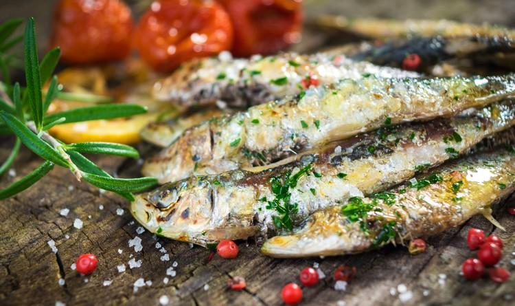 sardines-grillees
