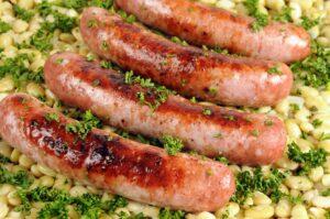 cuisson-saucisses-de-toulouse