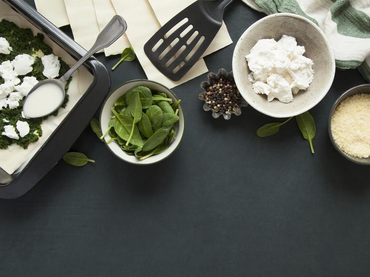 ingredients-lasagne-epinard-chevre