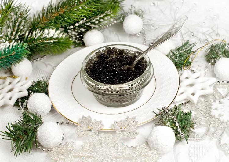 Caviar pour Noël