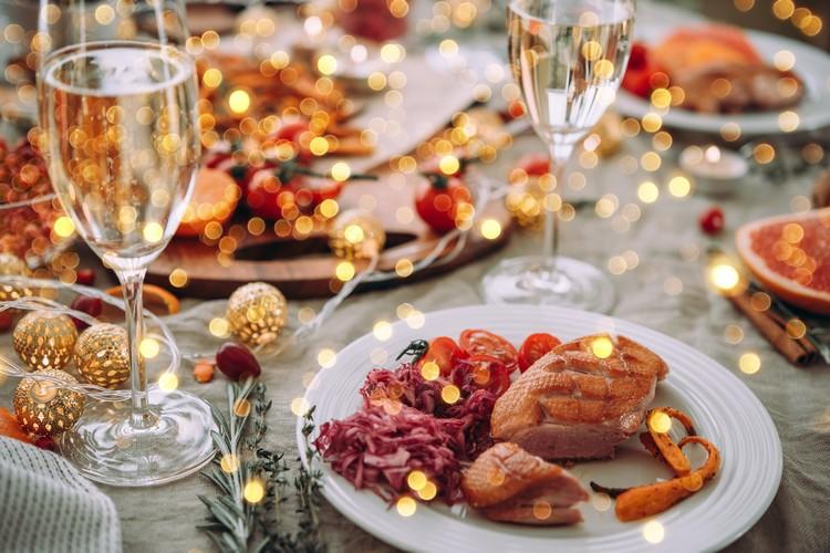 Repas de Noël pas cher