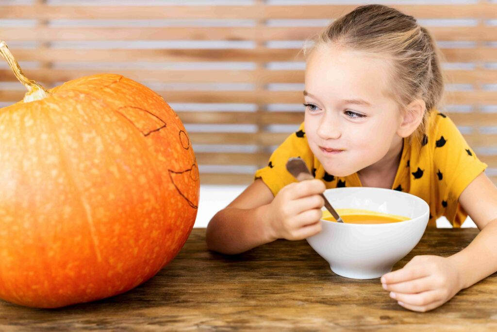soupes pour enfants