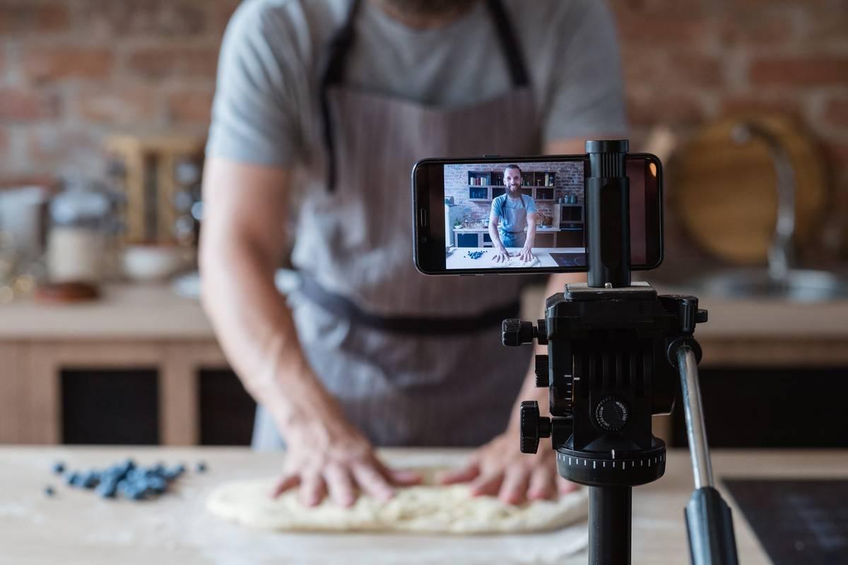 Apprendre la cuisine via cours en ligne